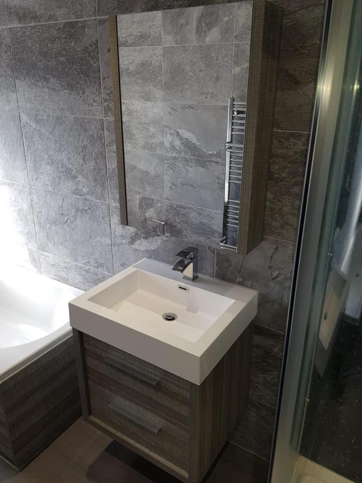 Bathroom installation in stoke-on-trent staffs