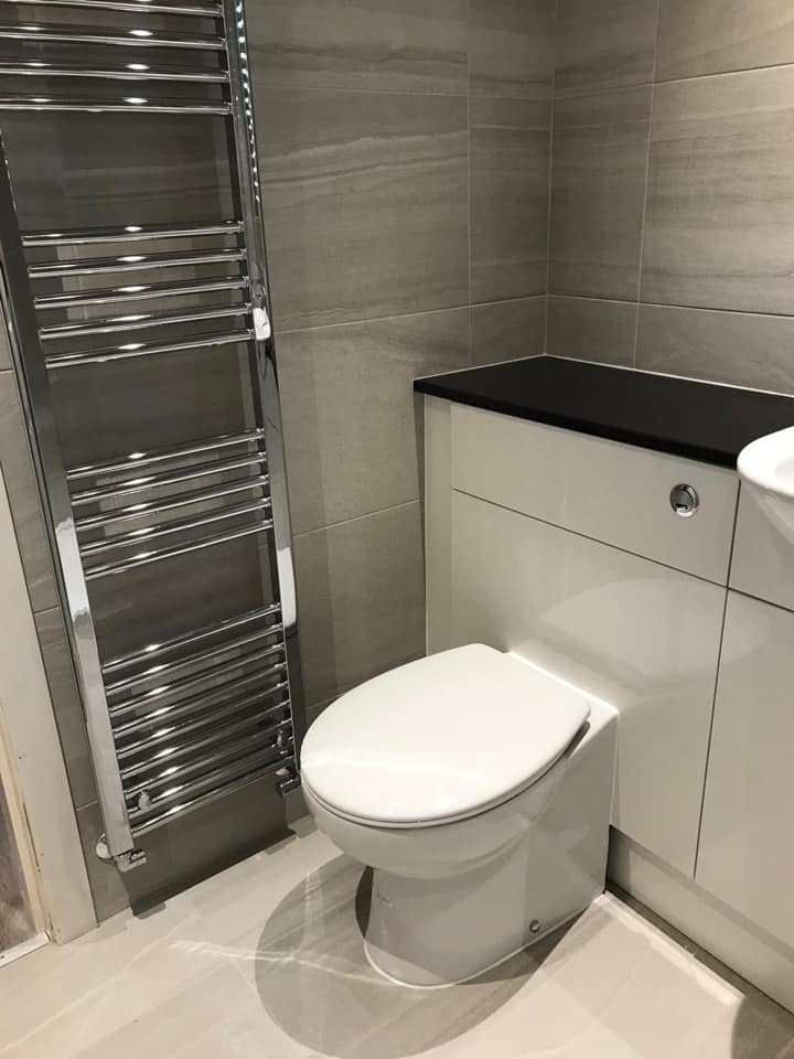 heated towel rails fitting stoke